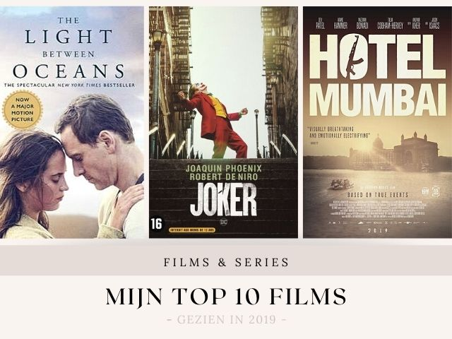 Drie filmposters